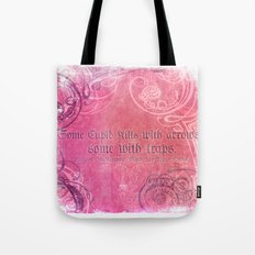 Cupid Kills - Shakespeare Love Quote - Much Ado Tote Bag