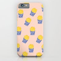 Floral Fries iPhone 6 Slim Case