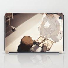Bad Moon Rising iPad Case