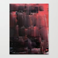 Warpzone Canvas Print