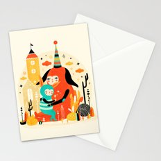 Woombi & Loondy Stationery Cards