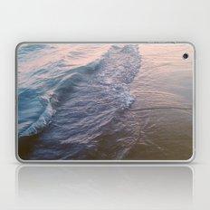 Sunset waves Laptop & iPad Skin
