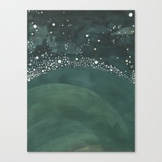 Galaxy No. 3 Canvas Print