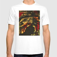 Poster Mens Fitted Tee White SMALL