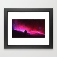 Star Tide Framed Art Print