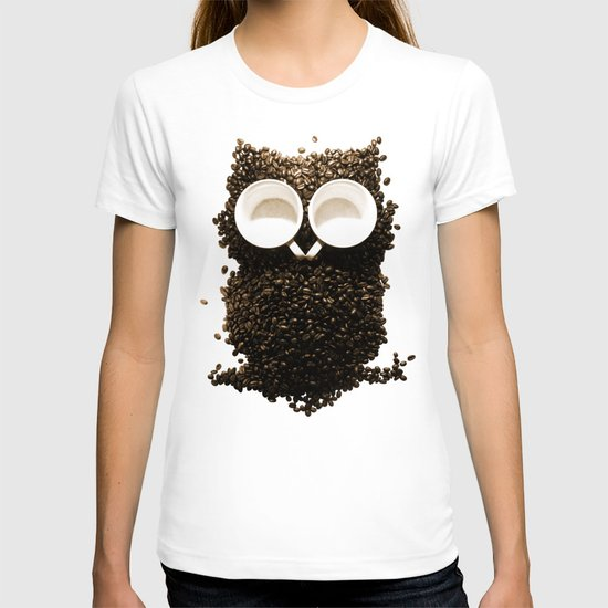 Hoot! Night Owl! T-shirt