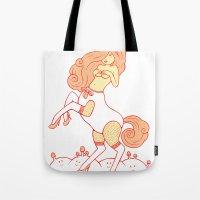 Centaur Fold Tote Bag