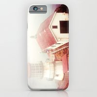 iPhone & iPod Case featuring Light Tower Point Reyes by Loaded Light Photography