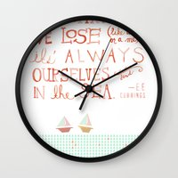 for whatever we lose. .. Wall Clock