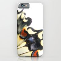 iPhone & iPod Case featuring Butterfly Wing by Christine Hall