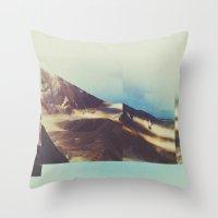 Fractions A30 Throw Pillow
