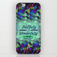 FEARFULLY AND WONDERFULL… iPhone & iPod Skin