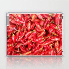 UN ROJO AJÍ EN PALOQUEMAO - RED HAXÍ IN PALOQUEMAO Laptop & iPad Skin