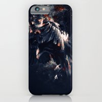 iPhone & iPod Case featuring NIGHT HUNTER by CAVA HDEER