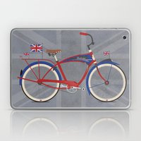 British Bicycle Laptop & iPad Skin
