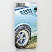 1966 Ford Mustang Fastba… iPhone 6 Slim Case