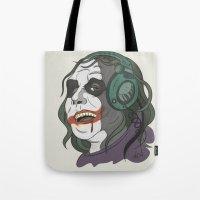 Joker illustration Tote Bag
