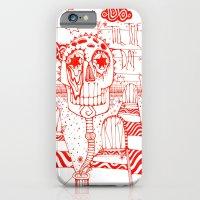 Dead Head iPhone 6 Slim Case