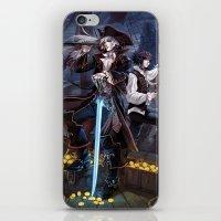 VAMPIRATES iPhone & iPod Skin