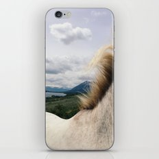 Horse Back iPhone & iPod Skin