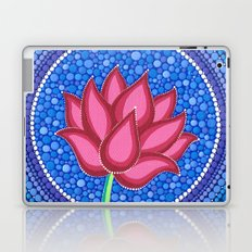 Rainbow Flower of Life Laptop & iPad Skin