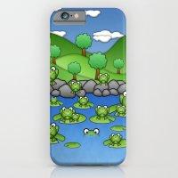 Froggies!  iPhone 6 Slim Case