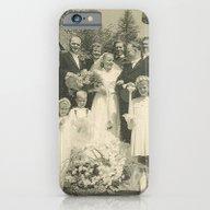 Vintage Wedding Photo 19… iPhone 6 Slim Case