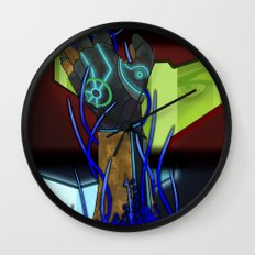 Metroid Prime: Corruption Wall Clock