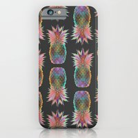 iPhone & iPod Case featuring Pineapple Express by Schatzi Brown