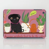 because somebody has to be the cutest iPad Case