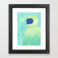 Wanderer Within Framed Art Print
