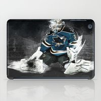 The Puck Stops here iPad Case