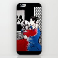 INTIMACY iPhone & iPod Skin
