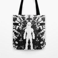 Ink Blot Link Kleptomani… Tote Bag