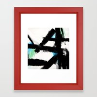 Splash of Color Framed Art Print