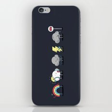 There's always rainbow after the rain iPhone & iPod Skin