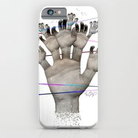 iPhone & iPod Case featuring Elementum by Gergő Orbán (TheSign)