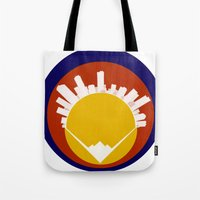 Eolus / Denver / Colorad… Tote Bag