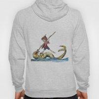 Saint George and the Dragon Hoody
