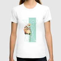 Thorns Womens Fitted Tee White SMALL