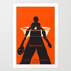 the good son. Art Print