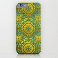 Golden Mandala 2 iPhone 6 Slim Case