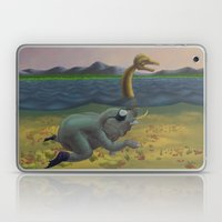 The truth of Loch Ness Laptop & iPad Skin