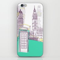 Lovely London iPhone & iPod Skin