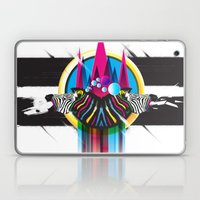 Wild Stripes Laptop & iPad Skin