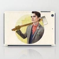 Mr. Michigan iPad Case