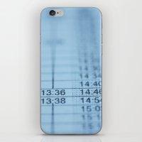Schedule iPhone & iPod Skin