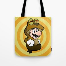 All Glory to the Mario Bros! Tote Bag