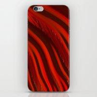 Lava Flow iPhone & iPod Skin