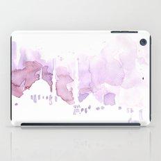 Watercolor landscape illustration_Istanbul iPad Case